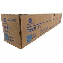 A33k430 Toner Konica Minolta Cyan Original Tn321 C