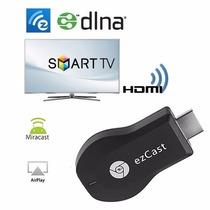 Adaptador Anycast Hdmi Transforma Tv Em Smart E Youtube