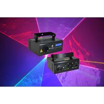 Laser Show Animado, Gráfico, Sd Card Ll700sd Rgb Pronta Entr