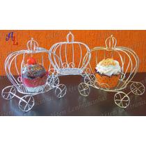 Carruagem Aramada - Princesas - Decoração - Festa!!