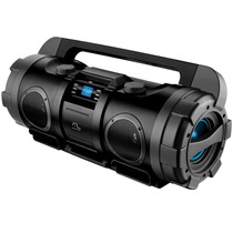 Som Portatil Boombox 80w Rms Sp163 - Multilaser