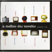 Cd O Melhor Das Novelas Nacional 1 & 2