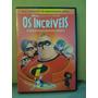 Dvd Os Incríveis - Duplo - Edição De Colecionador