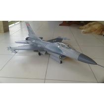 Aeromodelo Elétrico Jato F16 Retirada Em Maõs.