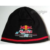 Gorro Touca Red Bull Sebastian Vettel Formula 1 Boné Toca
