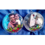 Bolas De Natal Personalizadas - 10 Unidades (2,50 Cada)