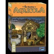 Agricola - Jogo De Tabuleiro Em Português - Devir