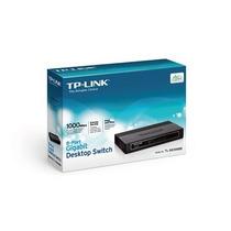 Hub-switch Tp-link Gigabit 8 Portas 10/100/1000 Tl-sg1008d