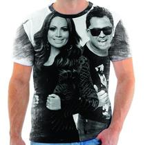 Camiseta Aviões Do Forró Musica Estampada Personalizada 3