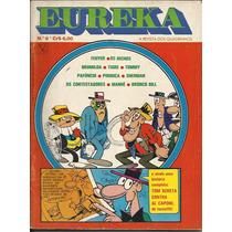 Eureka Nº 08 Editora Vecchi