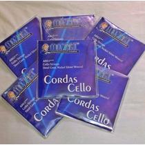 Jogo De Cordas Para Cello - Mozart