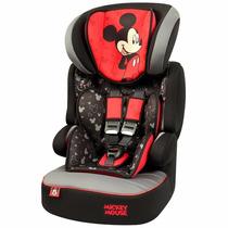 Cadeira Cadeirinha Auto Poltrona Carro Bebe 9 A 36 Kg Mickey