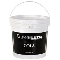 Cola Santa Luzia Especial Para Rodapés, Pote 5,0kg