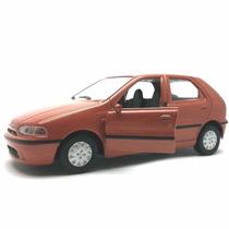 Miniatura Carros Clássicos Nacionais Fiat Palio Ano 1995