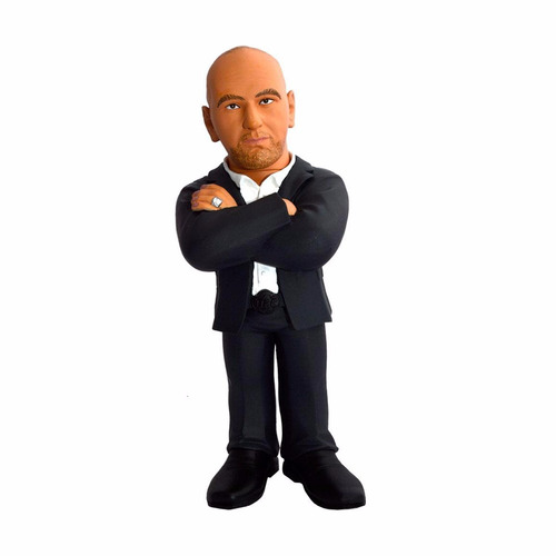 Action Figure Ufc Dana White + Pôster Brinde