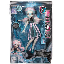 Boneca Monster High Assombrada Rochelle