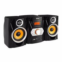 Micro System Lenoxx Sound Mc-264 Portatil Am Fm Mp3 Usb 7,5w