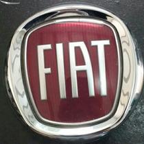 Emblema Fiat Tampa Traseira Ducato06/ Original