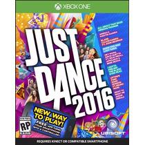 Just Dance 2016 - Xbox One - Offline - Mídia Digital