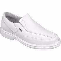 Sapato Antistress Semi Ortopédico P Enfermeiro Medico.