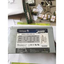 Fonte Atx 24pinos Sata Real Wise Model Wsng-500-1x8 Pci-e