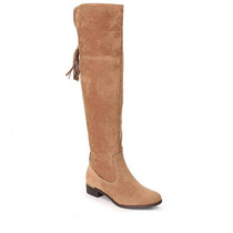 Bota Over The Knee Feminina Via Marte - Caramelo