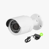 Kit Camera Segurança Infravermelho Ahd M 1.3 720p 40 Metros