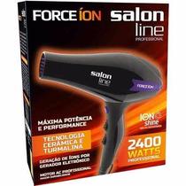 Secador Salon Line Force Ion 2400w 220v