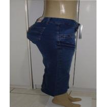 Calça Jeans Feminina Marca Gilbert Tam. 44 C/ Strech S6