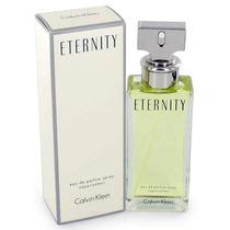 Perfume Ck Eternity Feminino 100ml - Original E Lacrado