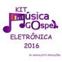 Kit 500 Músicas Gospel Eletrônicas 2016
