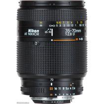 Câmera Nikon D90 Profissional + Lente Nikon 2.8d, 35--70mm