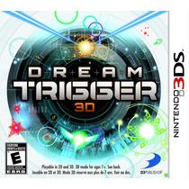 Nintendo 3ds Dream Trigger Produto Novo Lacrado!
