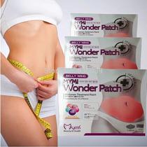 Adesivo Queimador De Gordura Mymi Wonder Patch Perca Medidas