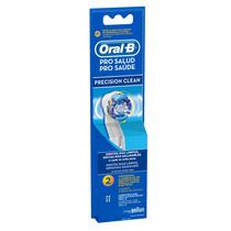 Refil Escova Elétrica Precision Clean Com 2 - Oral-b