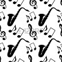 800 Partituras P/ Sax Alto De Jazz E Blues - Dvd