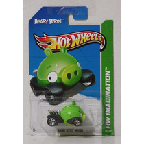 Hot Wheels 1/64 Angry Birds Minion Porco - 1/64