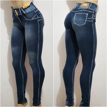 Calça Sawary Jeans Com Elastano, Levanta Bumbum !!!