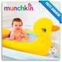 Bebê Banheira Inflável Banho Termômetro Piscina Tub Munchkin