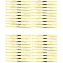 Baqueta Spanking Combat Para Tarol, Bateria Kit Com 40 Un