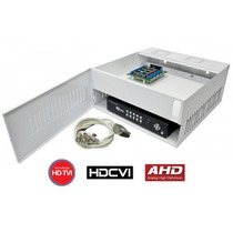 Rack Organizador Hd Mini Iron House 16ch Onix Security Hdcvi
