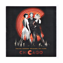 Cd Chicago - Trilha Sonora Original Do Filme
