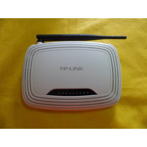 Roteador Wireless N 150 Mbps Tp-link Tl-wr740n- Defeito
