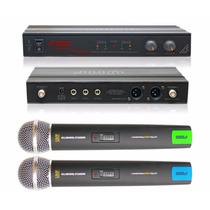 Sj Arcano Microfone Sem Fio Uhf Arwx2145 Alta Qualidade