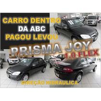 Prisma Joy 1.0 Flex Com Direção - Ano 2011 - Financio