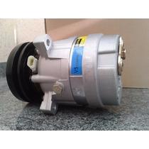 Compressor Gm S10 Blazer 2.2 Polia Canal A Novo Frete Grátis