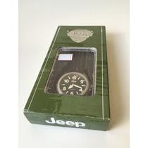 Relógio Jeep - Novo - Original