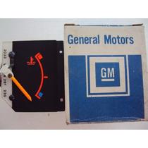 Marcador Indicador Temperatura Relógio Painel Monza