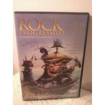 Dvd Rock Progressivo (the Progressive Rock Anthology)