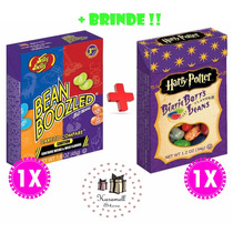 Combo Desafio Jelly Belly + Harry Potter + Brinde Surpresa